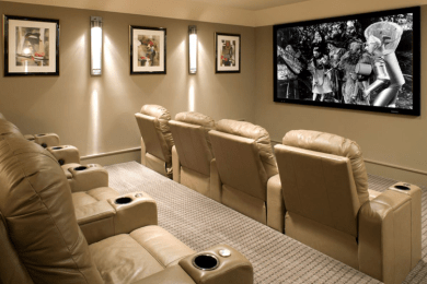 Home Theater Solutions and Installations