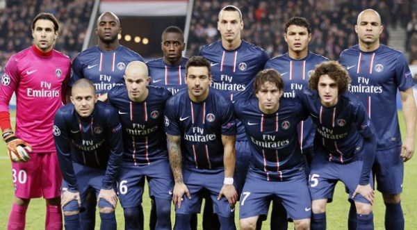 PSG live Stream highlights and Goals Video 2013