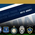 Internationa Champions Cup Schedule matches teams