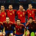 Spanish 23 Man Squad 2013