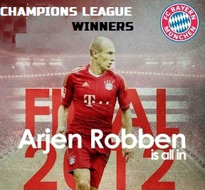 Bayern Munich vs Chelsea Super cup 2013