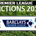 Premier League top 4 predictions