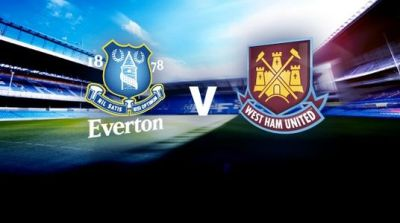 Everton Vs West Ham united FA Cup match drawn by 1 - 1