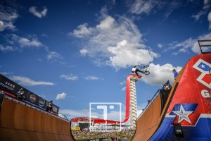 Jamie Bestwick; BMX Vert; X Games Austin 2016; June 2-5, 2016; Photo: Tyler Tate/T Squared Action Sports