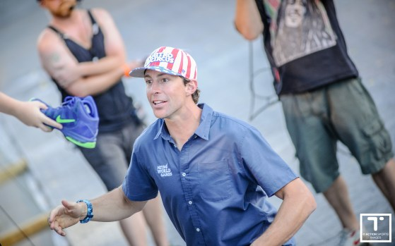 Travis Pastrana; Nitro World Games; Salt Lake City, Utah; July 16, 2016