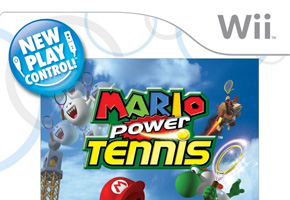 Wii port of a Nintendo GameCube tennis game with motion controls and little else