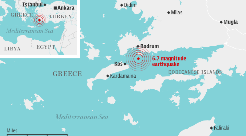 Bodrum-Kos-Earthquake