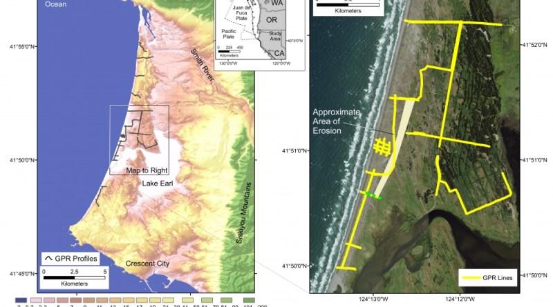 Ancient Tsunami Study