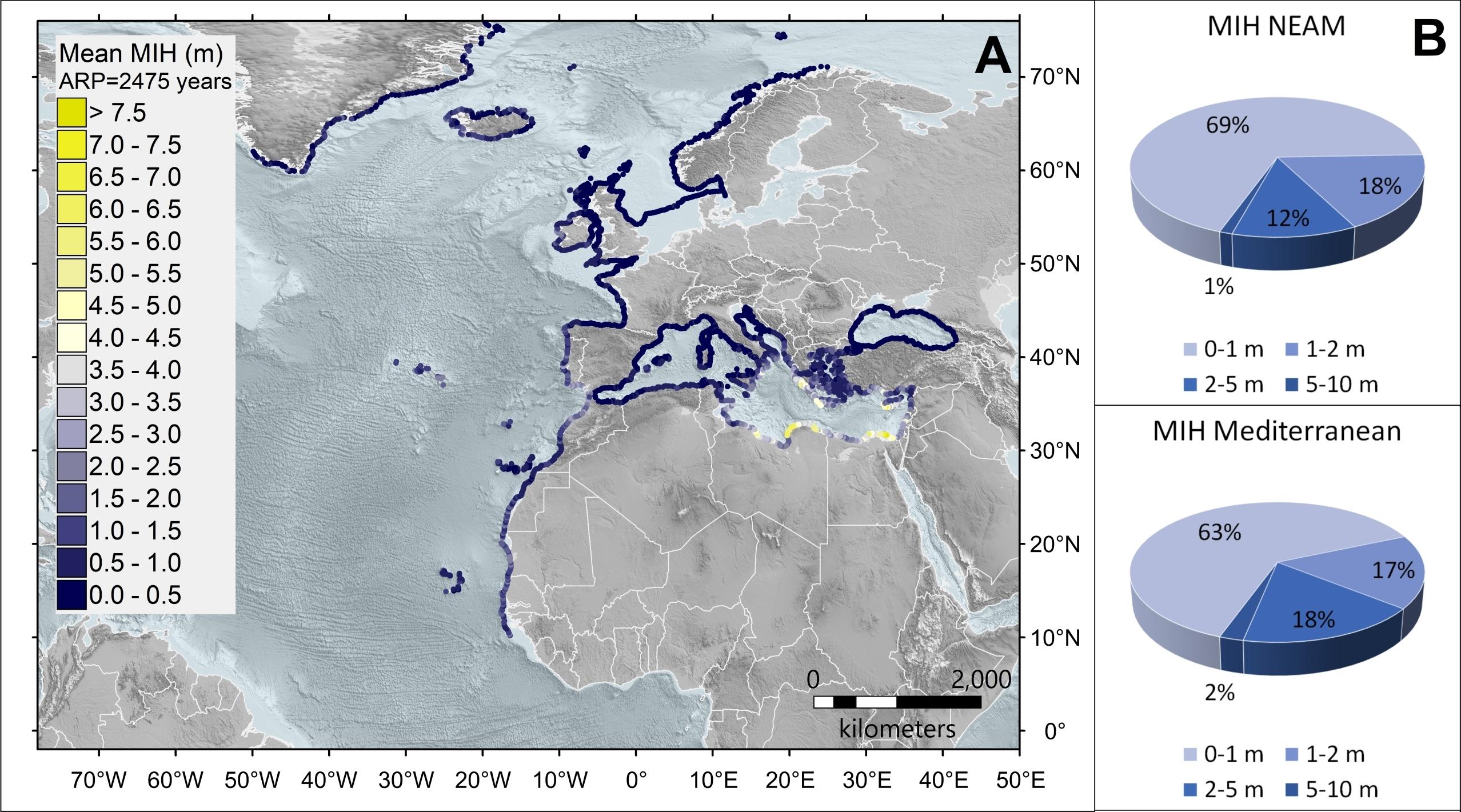 The Making of the NEAM Tsunami Hazard Model 2018 (NEAMTHM18)