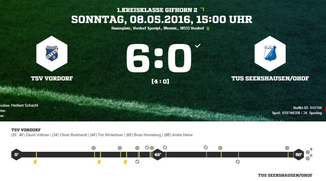 TSV 6 TuS 0