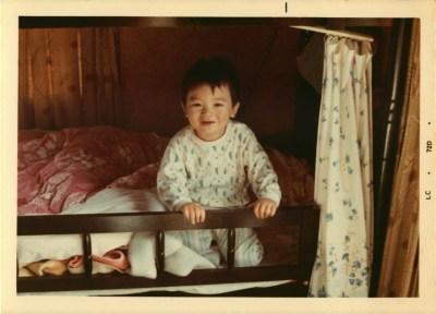 子供のころの写真をScanSnapで電子化したよ!