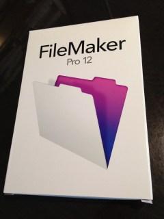 FileMaker Pro for Macを買ったよ♪  FileMaker公式サイトから買ってはいけない!!