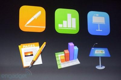Apple、新iWorkをリリース! しかもMacやiOSデバイス購入で無料!!