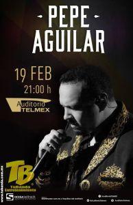 Concierto con Pepe Aguilar en Auditorio Telmex @ Auditorio Telmex | Zapopan | Jalisco | México