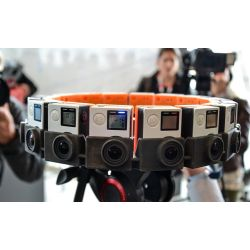 Small Crop Of 3d Video Camera