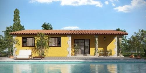 Espectaculares casas prefabricadas de dise o desde - Casas prefabricadas baratas en galicia ...