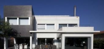 Acogedoras casas prefabricadas de diseño contemporaneo