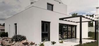 Casas prefabricadas funcionales y minimalistas
