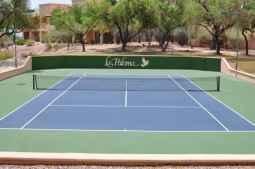 Tennis Court at Westin La Paloma