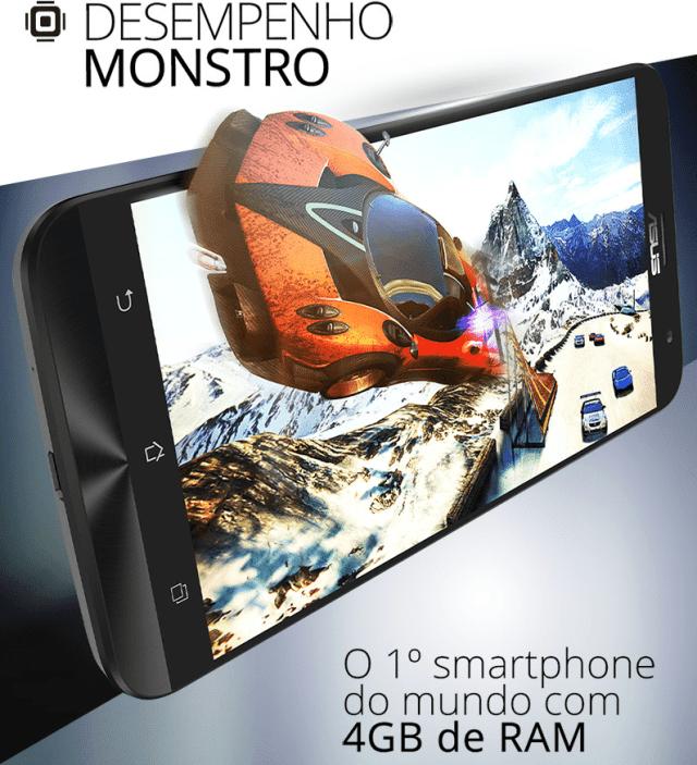 Zenfone 2 Preços