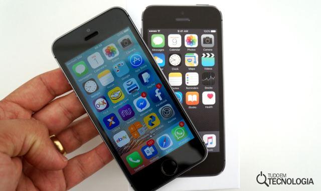 vale a pena comprar o iPhone 5S