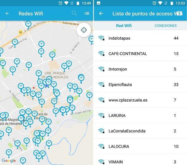 wififinder app
