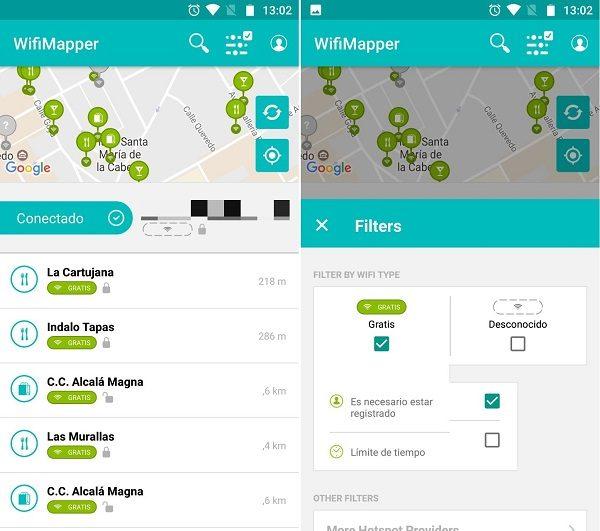 wifi mapper app