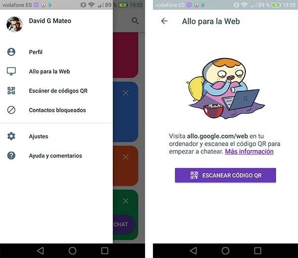 google allo para Android