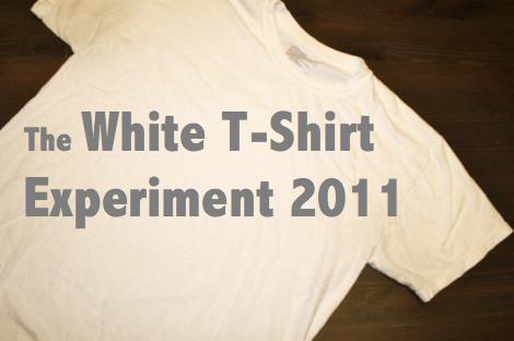 WhiteTshirtExperimentLogo