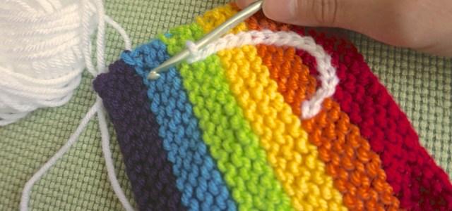 Slip Stitch Embroidery Technique [S.O.P. Series]