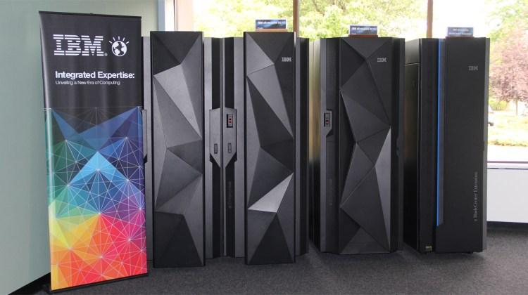 IBM-z-Series-mainframe