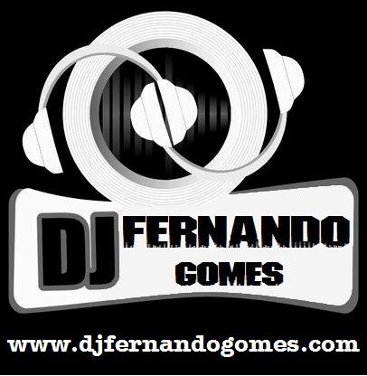 Logo DJ Fernando Gomes