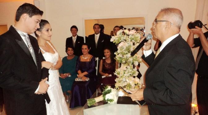 Celebrante de Casamentos Ecumênicos