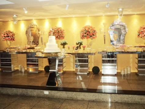 foto mesa do bolo da noiva Silvana, 16.1.15, Lescamar