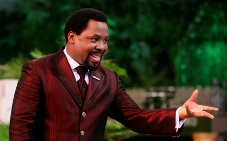 Prophet TB Joshua Shocked At False Interview About Him Going Round