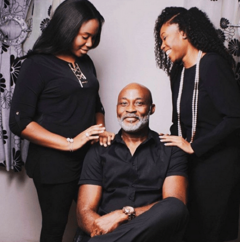 RMD Shares Cute Photo Of Himself With His Beautiful Daughters