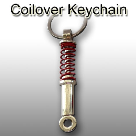 Coilover Keychain