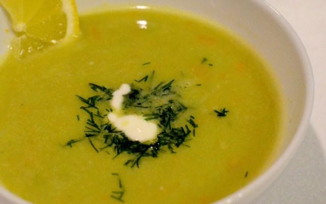 BAKLA ÇORBASI, czyli turecka zupa zbobu