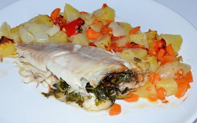 FIRINDA BALIK, czyli ryba zpieca