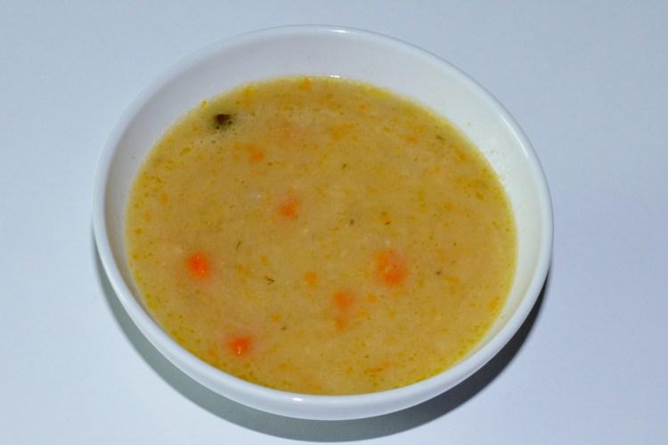 KUŞKONMAZ ÇORBASI, czyli turecka zupa szparagowa