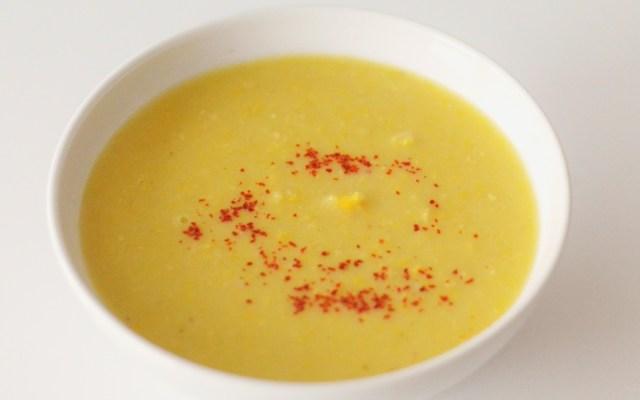 MISIR ÇORBASI, czyli zupa zkukurydzy
