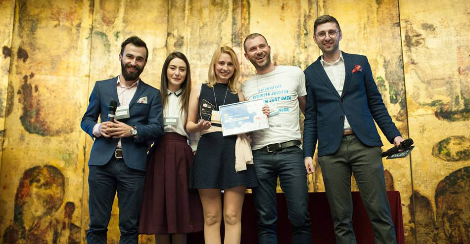 Locul I la Romanian Digital Travel Awards