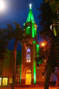 Igreja Matriz Nossa Senhora Mãe de Deus - Foto: Leandro Facchini