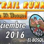 Trail Running El Bosque 2016