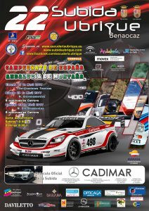 Rally Ubrique 2017
