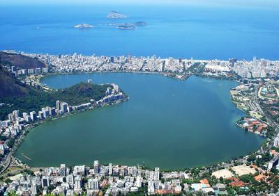 Laguna Rodrigo de Freitas