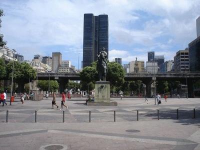 Plaza XV de noviembre