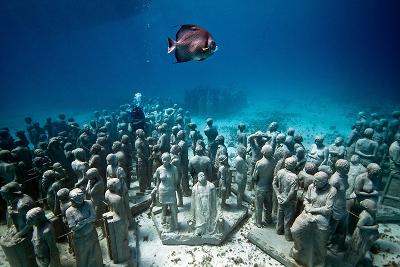 MJuseo subacuático de arte