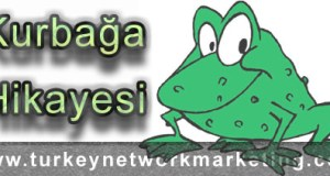 network marketing kurbaga hikayesi