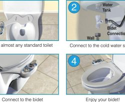 Small Of Luxe Bidet Neo 320
